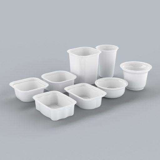 Výroba plastových obalov - vzor